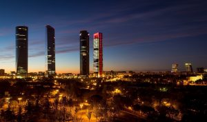 universidades en Madrid